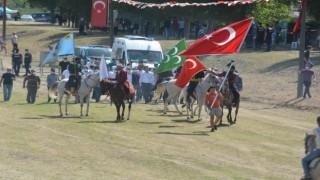 40. Karapürçek Rahvan At Yarışlarında 220 at yarıştı