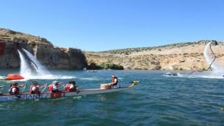 4üncü uluslararası Rumkale Su Sporları Festivali başladı