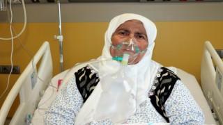 65 yaşındaki kadın aşı yaptırmamanın pişmanlığını yaşıyor