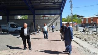 Adilcevaza 250 kişinin çalışacağı tekstil atölyesi kurulacak