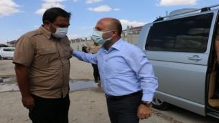 Ağrı Valisi Dr. Osman Varol Diyadin'de