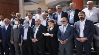 AK Parti Bitlisten Adnan Menderesin idamının 60ncı yıl dönümüne ilişkin açıklama