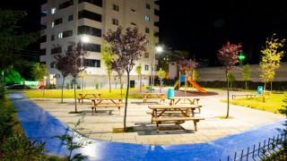 Akçaabatta her mahalleye bir park