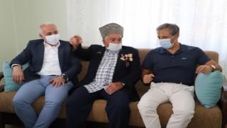 Akdenizde gazilere vefa ziyareti