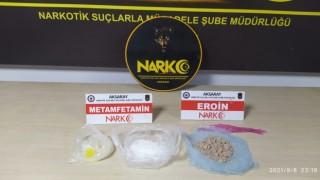 Aksaray polisinden uyuşturucu operasyonu: 8 tutuklama