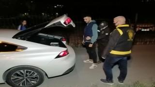 Aksarayda polisten huzur ve güven uygulaması
