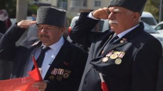 Aliağada 19 Eylül Gaziler Günü kutlandı