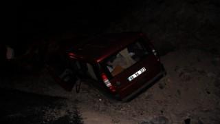 Artvinde trafik kazası: 4 yaralı