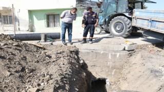 Atatürk Mahallesinin kanal sorunu çözüldü