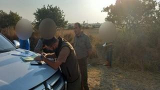 Avcılık denetimlerinde 12 adet vurulmuş bıldırcın bulundu