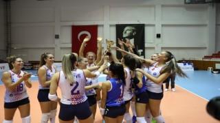 Aydının Sultanları Balkan Kupası şampiyonu oldu