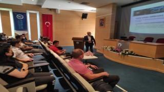 Bayburt Üniversitesi personellerine 'Covid-19 Hijyen Eğitimi verildi