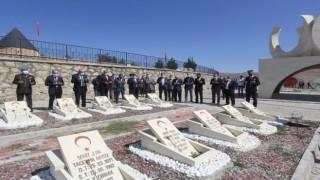 Bayburtta Gaziler Günü törenle kutlandı