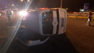 Bilecikte trafik kazası 1 ölü, 1 yaralı