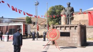 Bitliste 19 Eylül Gaziler Günü kutlandı