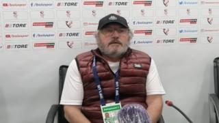 Boluspor - Kocaelispor maçının ardından