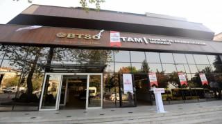 BTSO TAMın yenilenen binası hizmete girdi