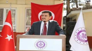 Burdur Valisi Arslantaş: Bu ülkenin tapusunu şehit ve gazilerimiz mühürlemiştir