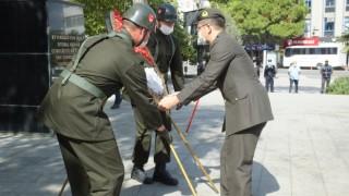 Burhaniyede Gaziler Günü kutlandı