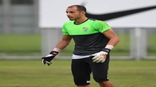 Bursasporda kaleci Erhan Erentürk sakatlandı