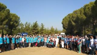 Büyükşehir öncülüğünde Dünya Temizlik Günü etkinliği