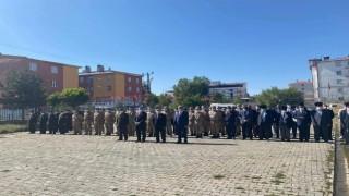 Çaldıranda '19 Eylül Gaziler Günü törenle kutlandı