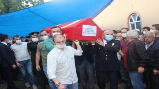 Ceviz ağacından düşen gazi, Gaziler Gününde toprağa verildi