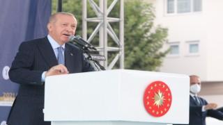 """Cumhurbaşkanı Erdoğan: """"Şeker pancarı alış fiyatı bu yıl 420 TL"""