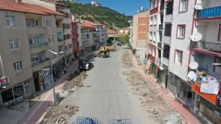 Değişim ve dönüşüm Sakarya Caddesinde devam ediyor