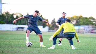 Denizlispor, Samsunspor maçı hazırlıklarını tamamladı