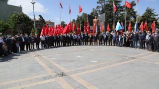 Develide Gaziler Günü etkinliği