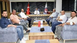 DTO Başkanı Erdoğan, servis aracı işletmecilerini dinledi