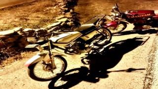 Düğünde çalınan motosikletler bulunarak sahibine teslim edildi