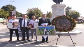Edirnede ŞED kuşanma töreni canlandırıldı