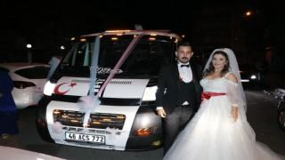 En çekici düğün