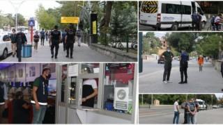 Erzincan polisinden Güvenli Eğitim Uygulaması