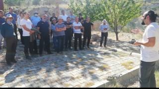 """Erzurumda """"Av yaban hayatı faaliyetleri, drone kullanımı ve foto kapan kurulumu"""" semineri düzenlendi"""
