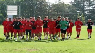 Eskişehirspor, Kırklarelispor maçı hazırlıklarını tamamladı