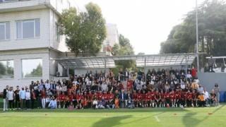 Galatasaray Lisesi öğrencileri Floryada