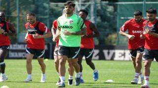 Gaziantep FK, Başakşehir maçı hazırlıklarına başladı