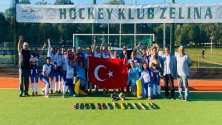 Gaziantep Polisgücünün sultanları da Avrupa Şampiyonu