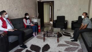 Gaziler Günü dolayısıyla ilçedeki gaziler ziyaret edildi