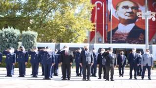 'Gaziler Günü valilik meydanında kutlandı