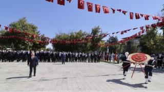 Gaziler Gününde şehitlerin kabirleri ziyaret edildi
