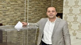 Gümüşhane-Bayburt Bölge Barosu Başkanlığına Metin Aslan seçildi