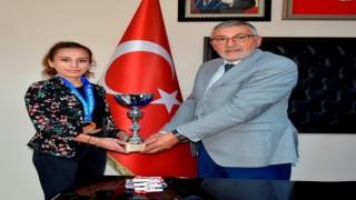 Güney Doğu Avrupa Oryantiring Yarışmaları 1incisi İnönüden çıktı