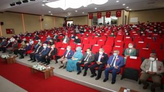 Hacılarda yılın Ahisi Mustafa Özel, Ahilik Kaftanı giydi
