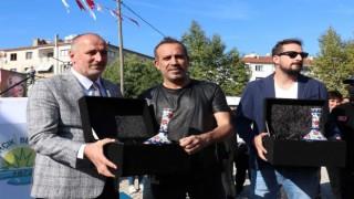 Haluk Levent, Çınarcıkta çocuk parkı açılışına katıldı