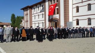 """Hisarcıkta """"Gaziler Günü"""" kutlamaları"""