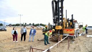 Ispartada 440 noktada zemin etüdü çalışması başlatıldı